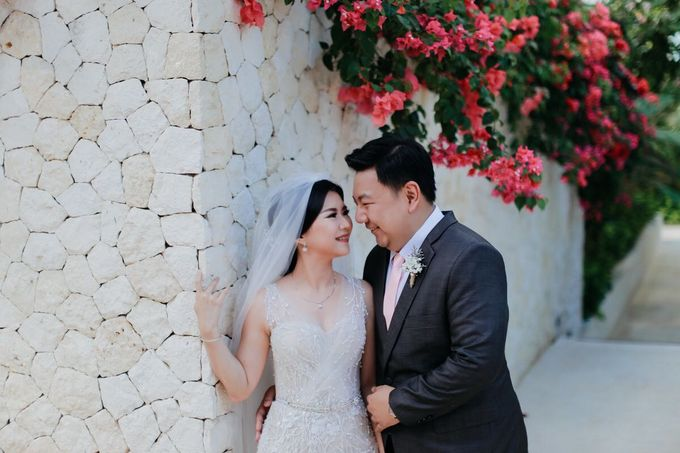 The Wedding of Fiska & Hendra by Bali Eve Wedding & Event Planner - 024