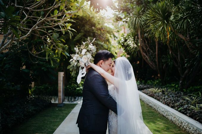 The Wedding of Fiska & Hendra by Bali Eve Wedding & Event Planner - 025
