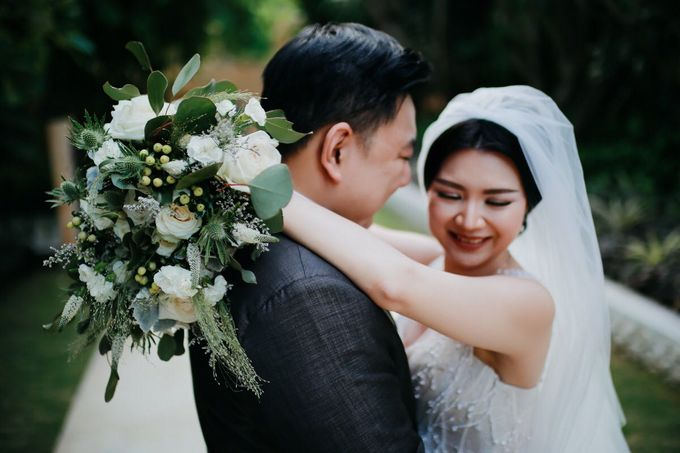 The Wedding of Fiska & Hendra by Bali Eve Wedding & Event Planner - 026