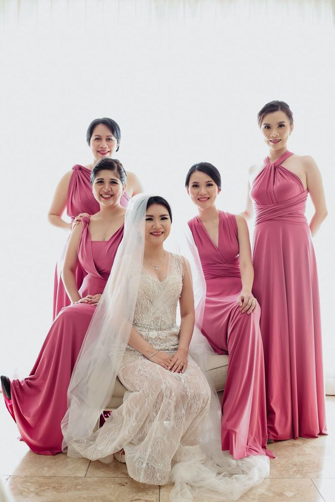 The Wedding of Fiska & Hendra by Bali Eve Wedding & Event Planner - 035