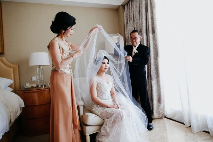 The Wedding of Fiska & Hendra by Bali Eve Wedding & Event Planner - 004