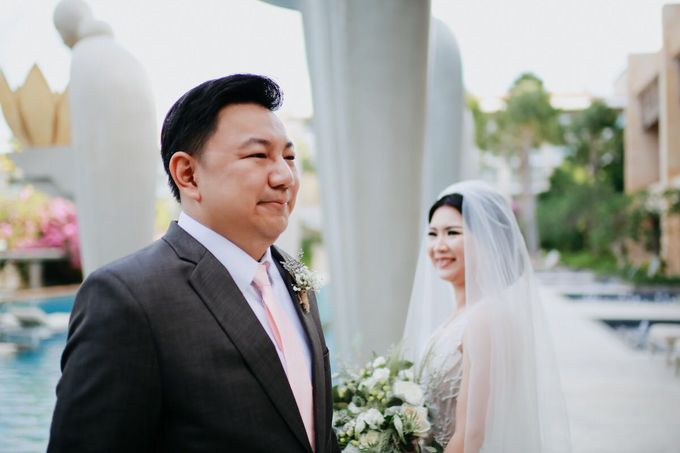 The Wedding of Fiska & Hendra by Bali Eve Wedding & Event Planner - 028