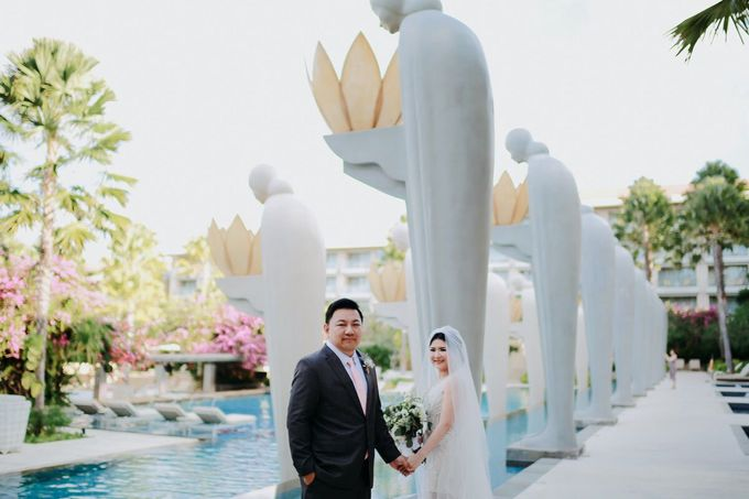 The Wedding of Fiska & Hendra by Bali Eve Wedding & Event Planner - 029