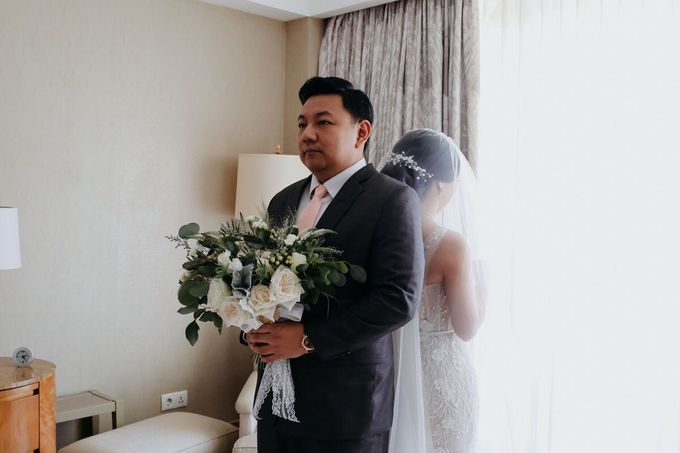 The Wedding of Fiska & Hendra by Bali Eve Wedding & Event Planner - 007