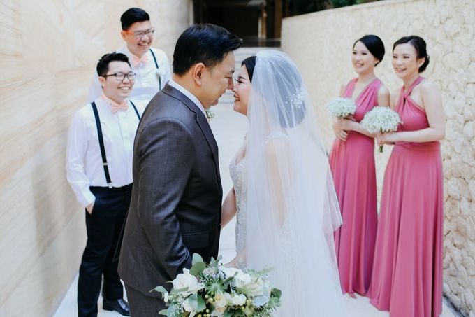The Wedding of Fiska & Hendra by Bali Eve Wedding & Event Planner - 034