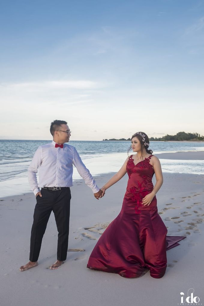 Prewedding Gown for Mrs Paula by Deasy Marlina - 003