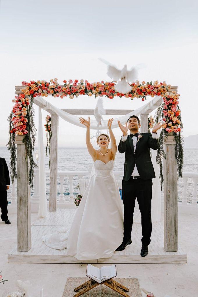 Persian Wedding in Antalya by Nava & LightCUBE Wedding - 001