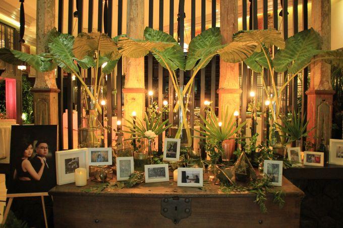 Darrly And Sharon Wedding At Kembang Goela By Fiori Co Bridestory Com