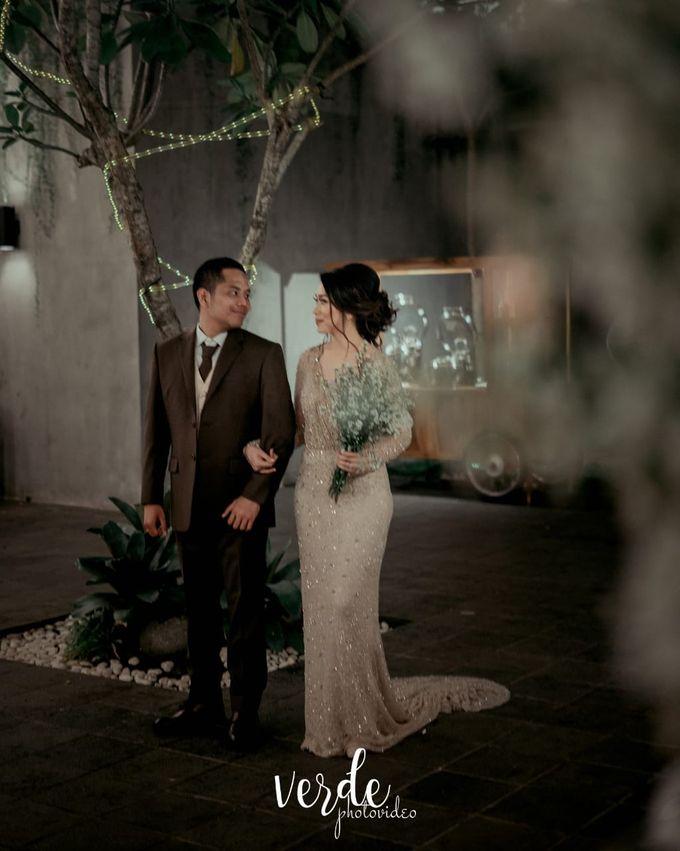 The Wedding Mety & Adit by AVIARY Bintaro - 001