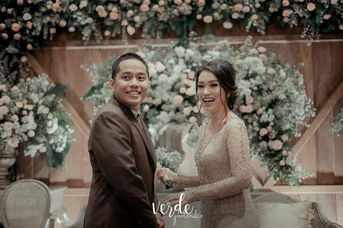 The Wedding Mety & Adit by AVIARY Bintaro - 005