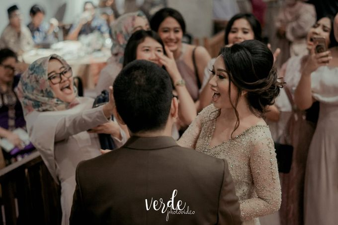 The Wedding Mety & Adit by AVIARY Bintaro - 006