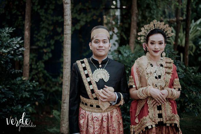 The Wedding Mety & Adit by AVIARY Bintaro - 008