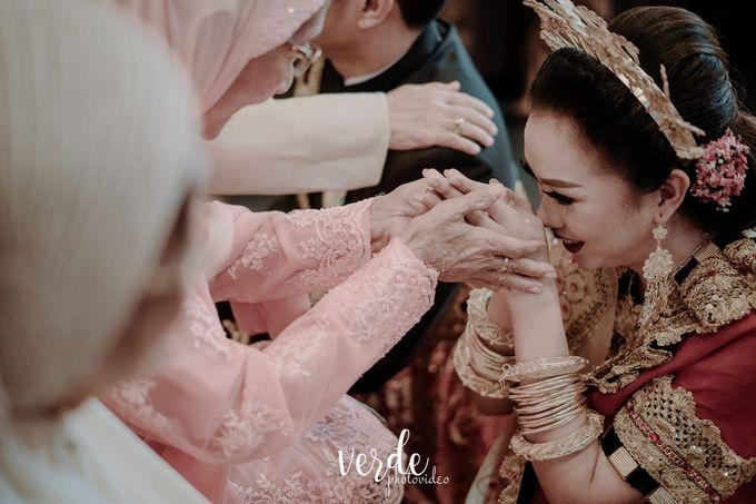 The Wedding Mety & Adit by AVIARY Bintaro - 009