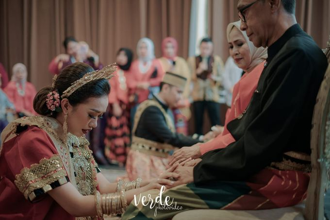 The Wedding Mety & Adit by AVIARY Bintaro - 010