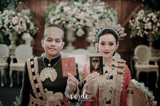 The Wedding Mety & Adit by AVIARY Bintaro - 013