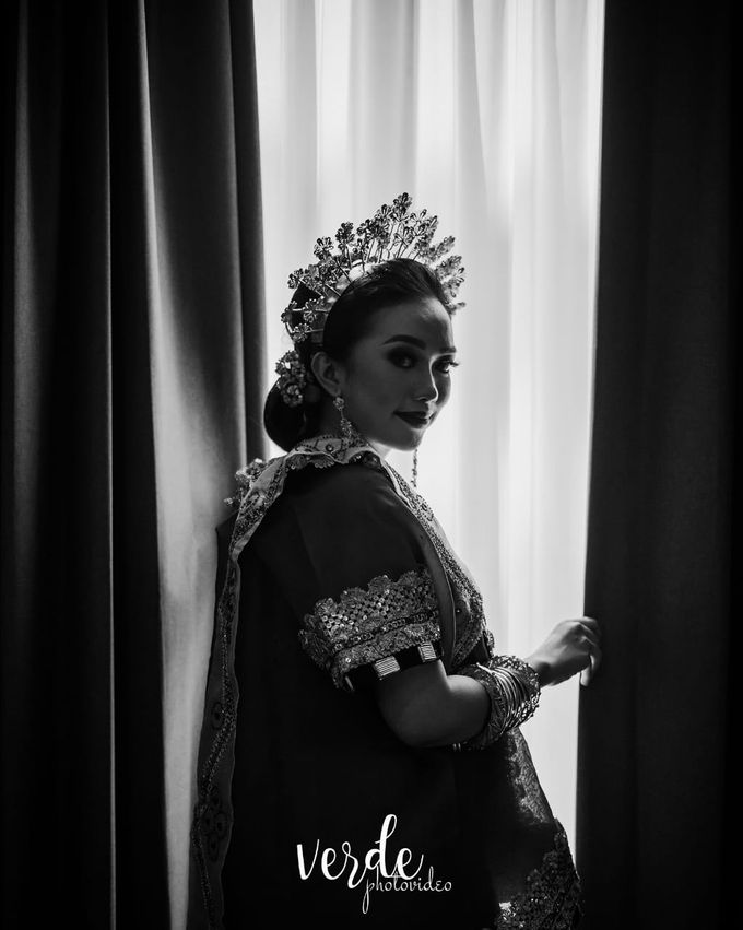 The Wedding Mety & Adit by AVIARY Bintaro - 014