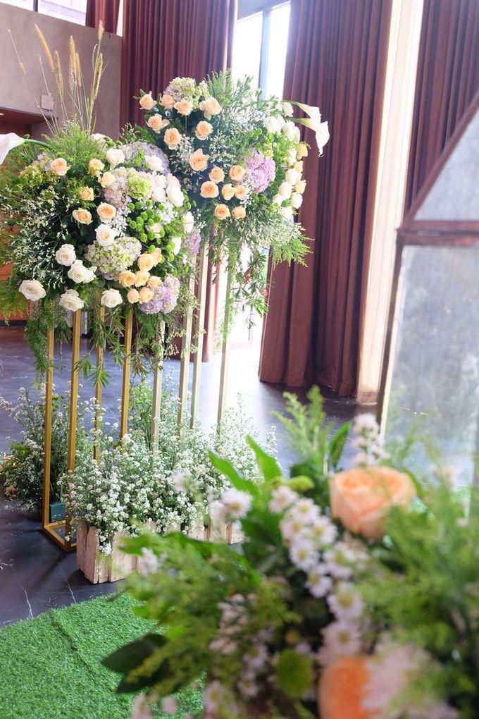 The Wedding Lisa & Hasan by AVIARY Bintaro - 001