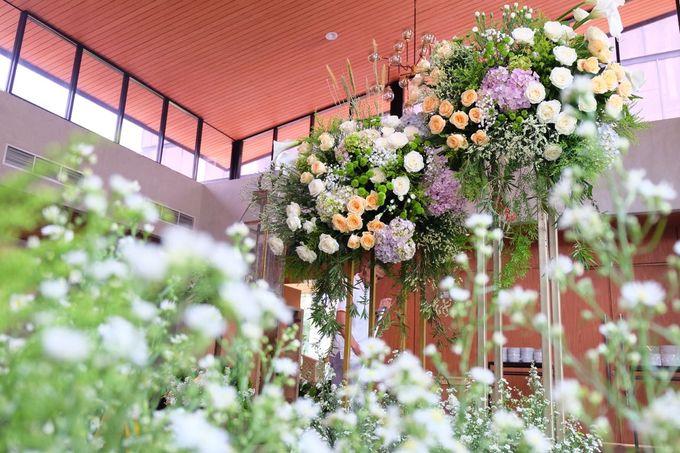 The Wedding Lisa & Hasan by AVIARY Bintaro - 002