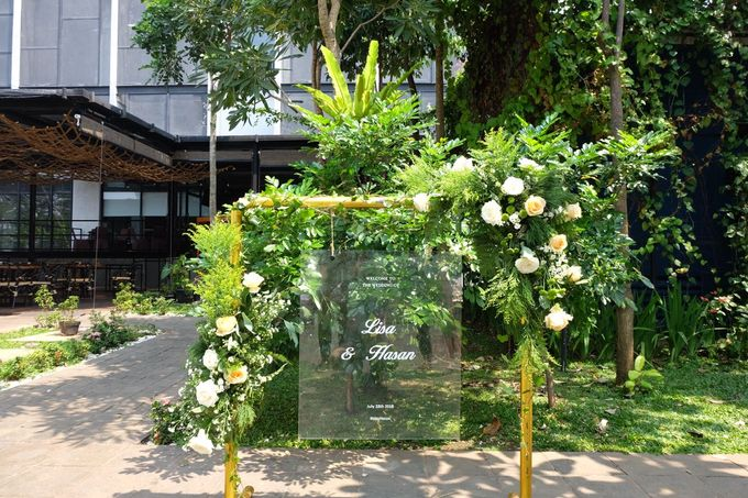 The Wedding Lisa & Hasan by AVIARY Bintaro - 003
