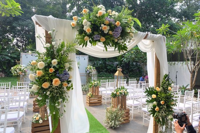 The Wedding Lisa & Hasan by AVIARY Bintaro - 004