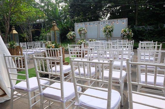 The Wedding Lisa & Hasan by AVIARY Bintaro - 005