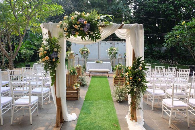 The Wedding Lisa & Hasan by AVIARY Bintaro - 006