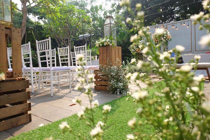 The Wedding Lisa & Hasan by AVIARY Bintaro - 007
