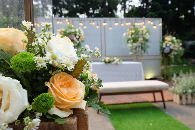 The Wedding Lisa & Hasan by AVIARY Bintaro - 008