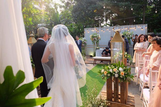 The Wedding Lisa & Hasan by AVIARY Bintaro - 010