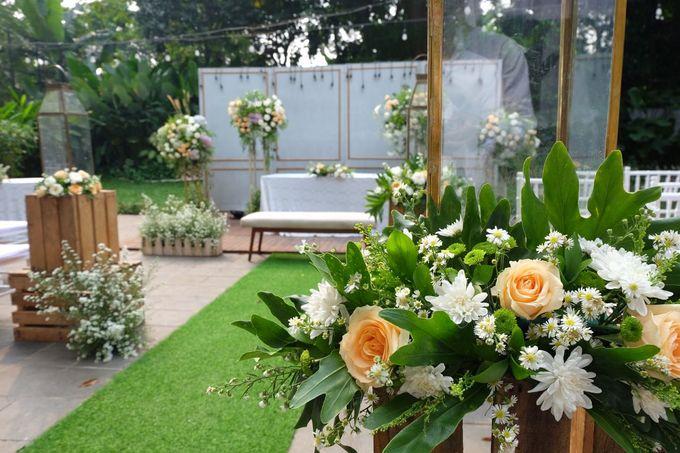 The Wedding Lisa & Hasan by AVIARY Bintaro - 012