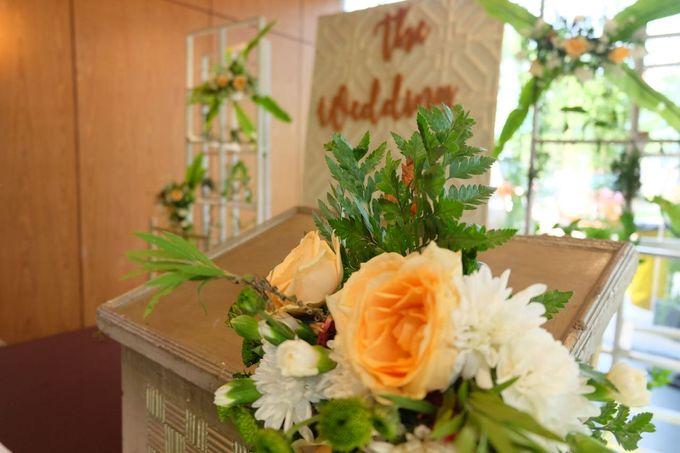 The Wedding Lisa & Hasan by AVIARY Bintaro - 013