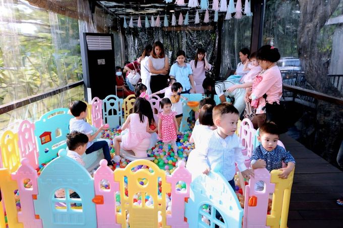 Birthday party of Lilian by FROST Event Designer - 030