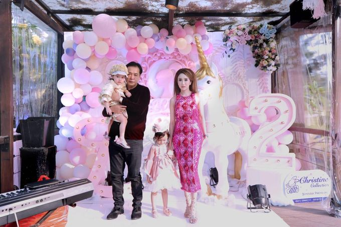 Birthday party of Lilian by FROST Event Designer - 031