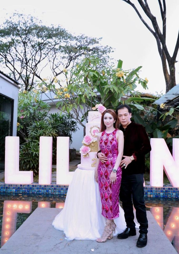 Birthday party of Lilian by FROST Event Designer - 035