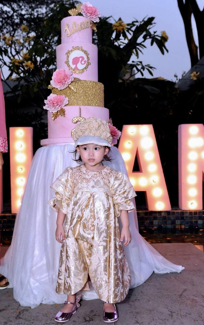Birthday party of Lilian by FROST Event Designer - 041
