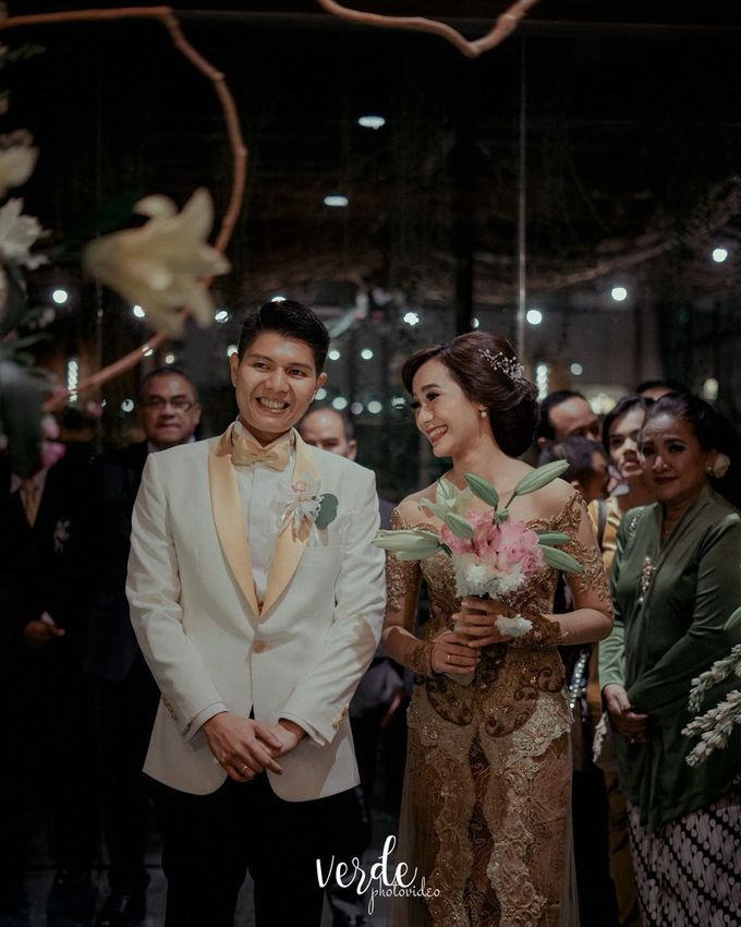 The Wedding Gio & Nancy by AVIARY Bintaro - 012
