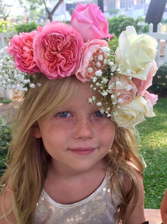 Flower Crown by Mfreshflowers - 001