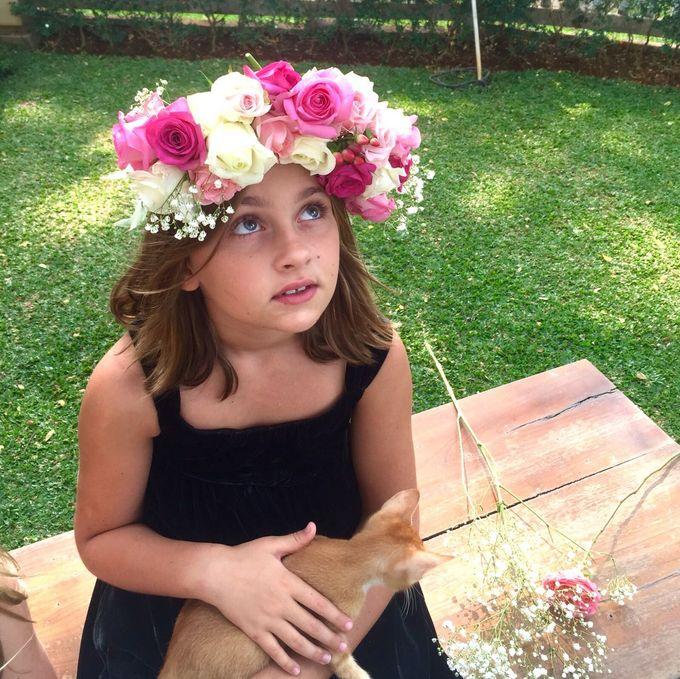 Flower Crown by Mfreshflowers - 002