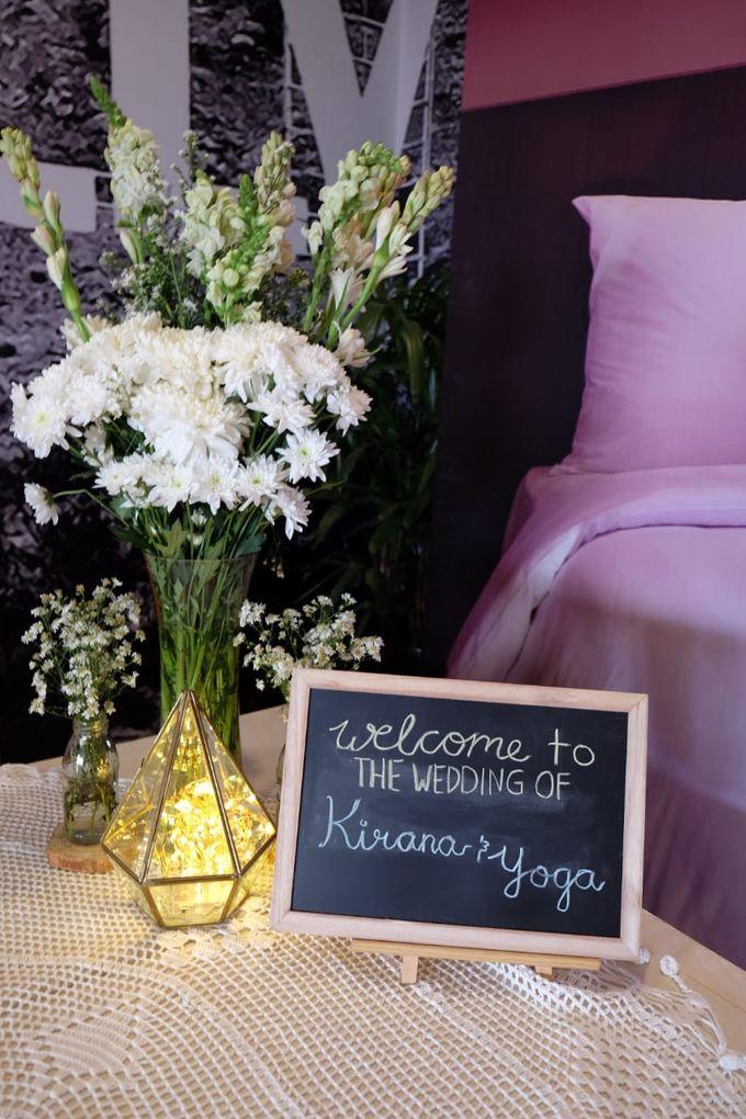 Kirana & Yoga Wedding by Fame Hotel Gading Serpong - 001
