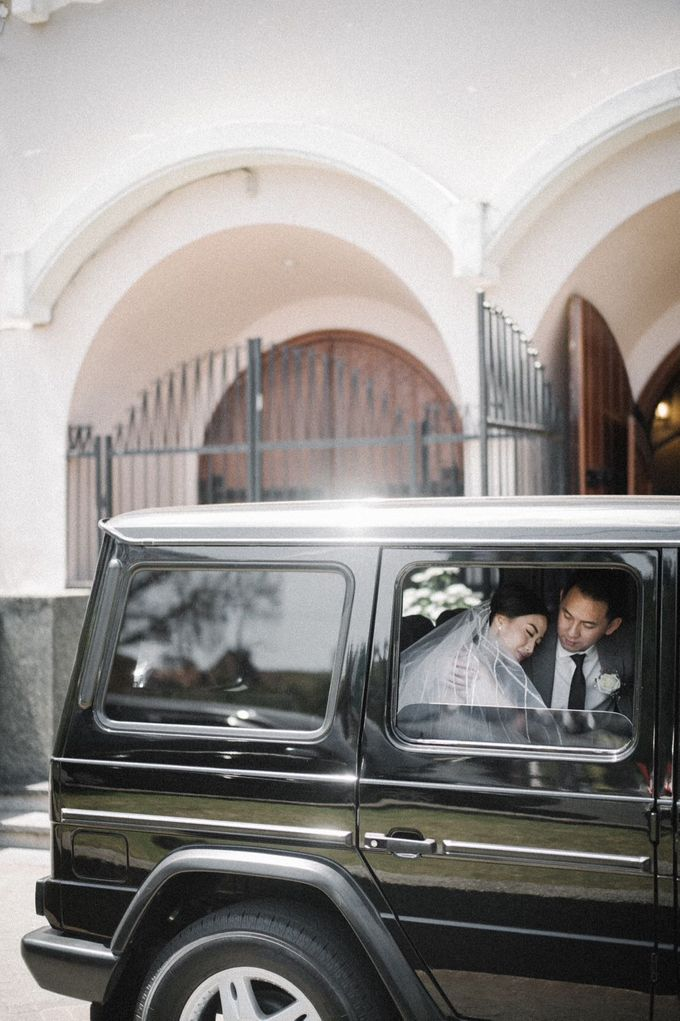 The Wedding of Dennis & Rouline by Hian Tjen - 001
