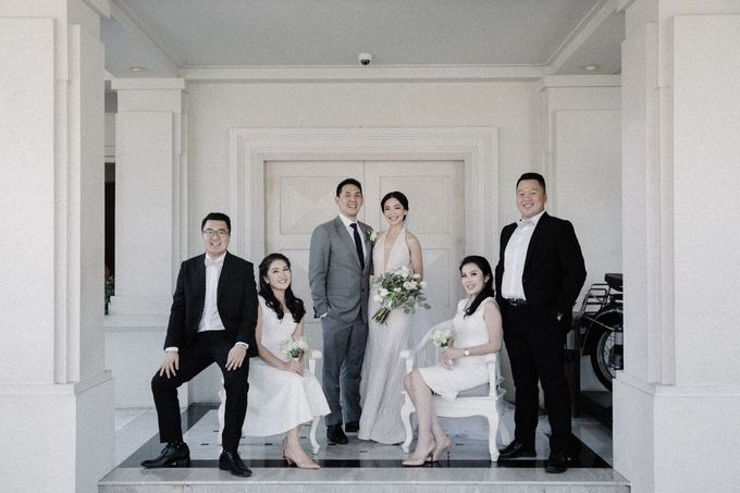 The Wedding of Dennis & Rouline by Hian Tjen - 002