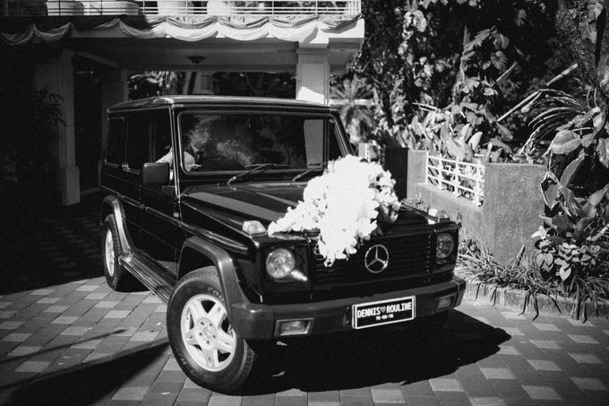 The Wedding of Dennis & Rouline by Hian Tjen - 007