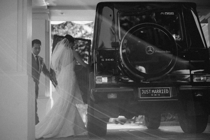 The Wedding of Dennis & Rouline by Hian Tjen - 011
