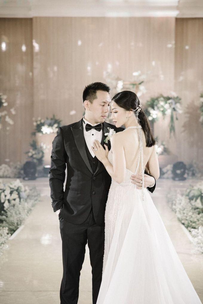 The Wedding of Dennis & Rouline by Hian Tjen - 014