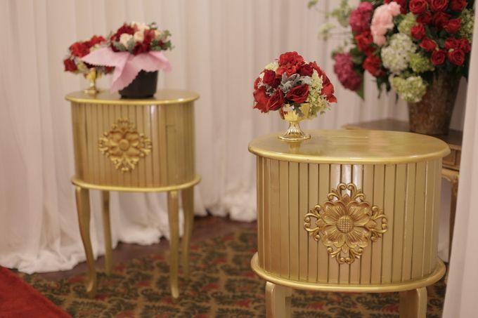 Wedding of Christian & Jane by MERCANTILE PENTHOUSE WEDDING - 002