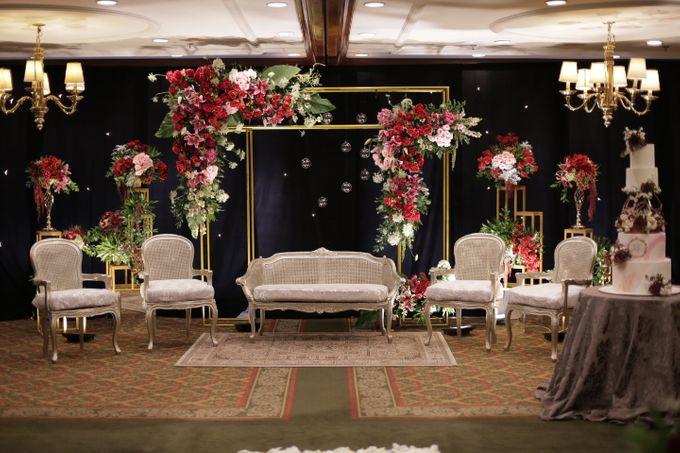Wedding of Christian & Jane by MERCANTILE PENTHOUSE WEDDING - 004