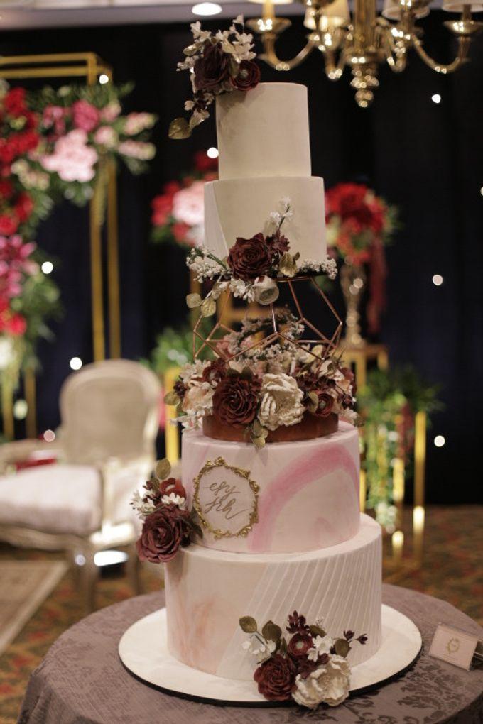 Wedding of Christian & Jane by MERCANTILE PENTHOUSE WEDDING - 005