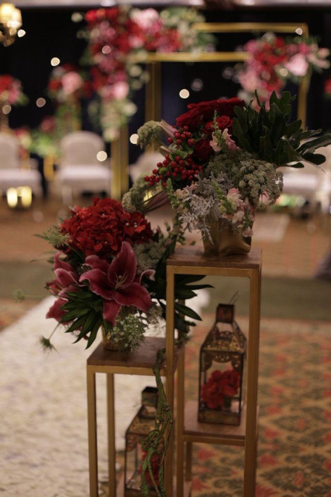 Wedding of Christian & Jane by MERCANTILE PENTHOUSE WEDDING - 008