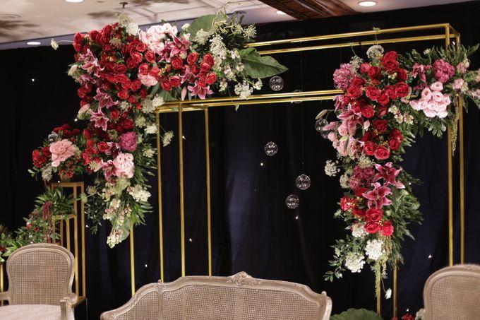 Wedding of Christian & Jane by MERCANTILE PENTHOUSE WEDDING - 007