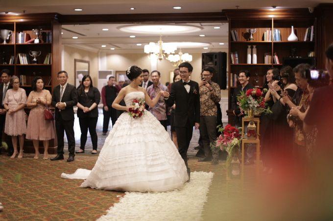 Wedding of Christian & Jane by MERCANTILE PENTHOUSE WEDDING - 009